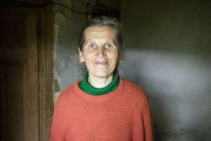 Villager near Mokra