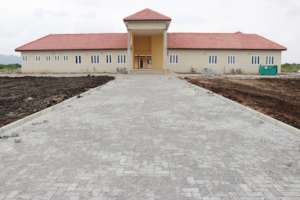 Water Connection for Palm Campus