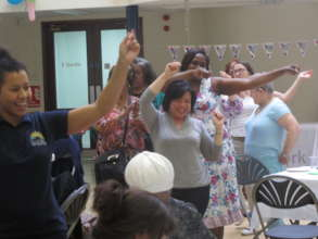 Carers active