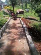 New ramps at Kirunguru