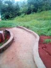 More ramps at Kirunguru