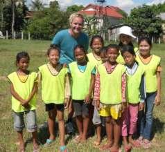 Girls' soccer coaching