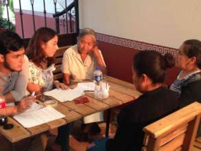 Feedback Session with Indigenous Women