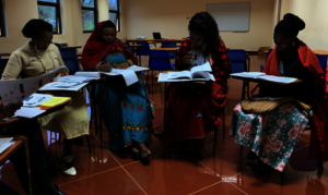 Toa Nafasi Tutors at the IASE Conference