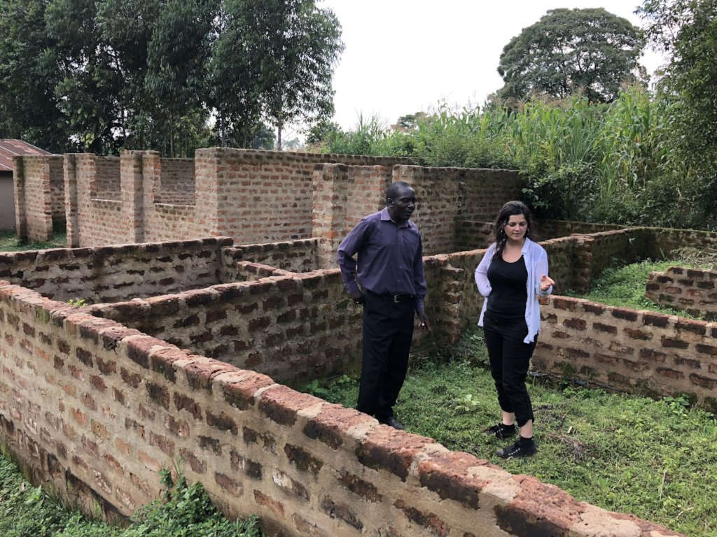 Dormitory needed for special pupils in Siaka