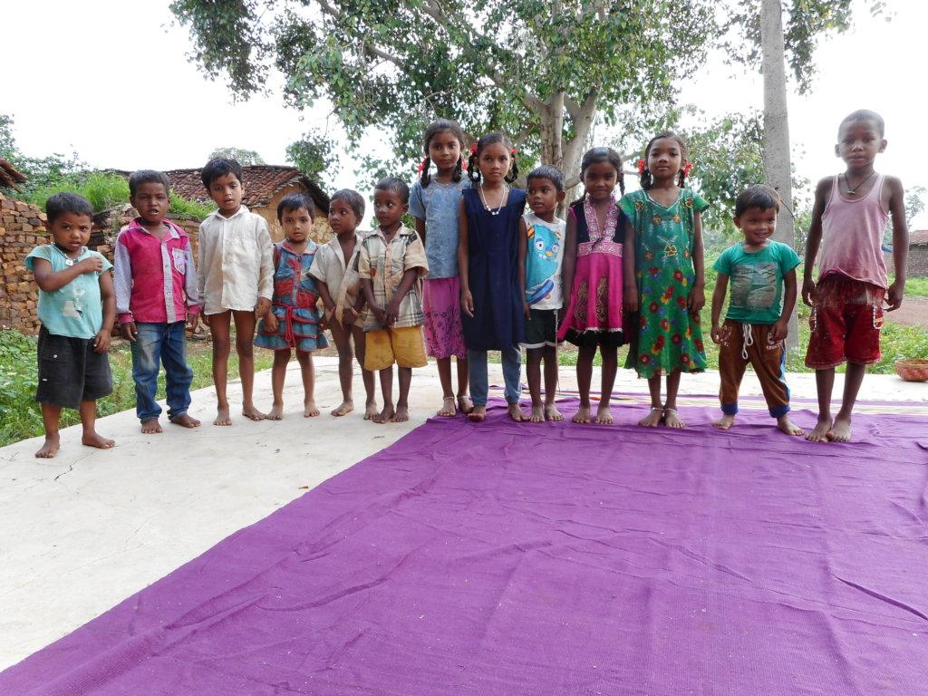 Help 100 Tribal Children for Education