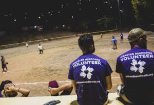 Community Ballgame at Alvin Mcbean Recreation Park