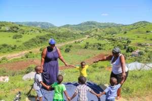 Fun Foundations Playgroup at Thembabantu Farm