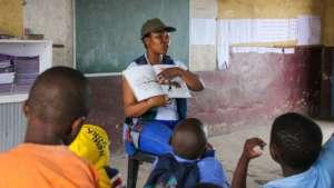 Noma, Lisakhanya's After-school Facilitator