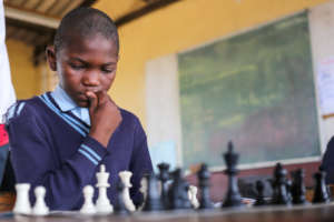 Chess to Build Critical Thinking Skills