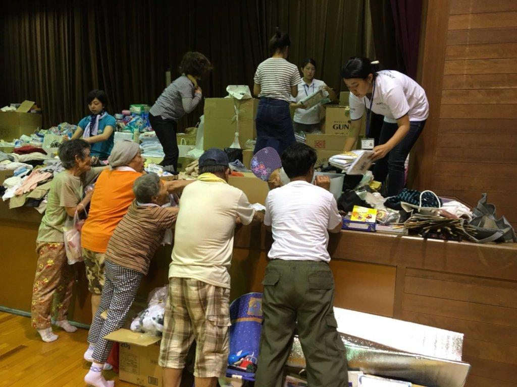 Flood & Landslide Relief in Japan. We Need You.