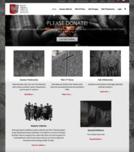 Redesigned KSVM Home page