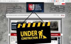 Kresy-Siberia Virtual Museum upgrade underway