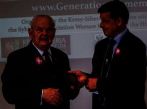 3. Zwiazek Sybirakow 90th Anniversary medal