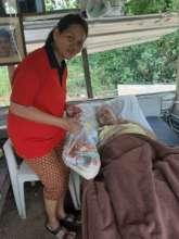 Taking care of the elderly