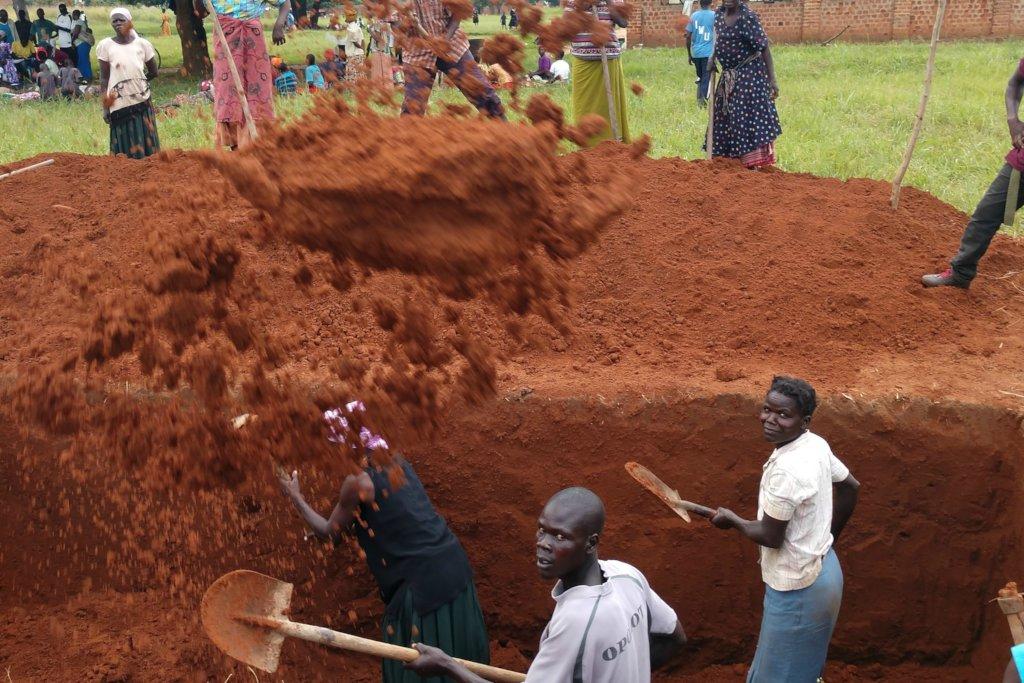 Help 1,000 Students Access Toilets in Uganda