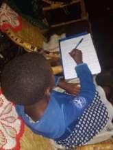 Guillene home schooling- 5th grade