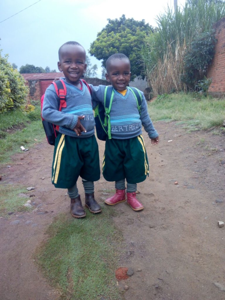 Dyeing For Peace in Rwanda