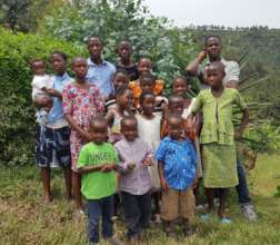 The Rwandan children we help fund for education
