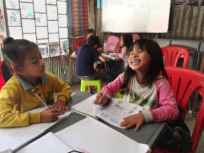Give Cambodian Children Healthcare & Nutrition