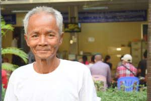Fund life-saving healthcare in Cambodia