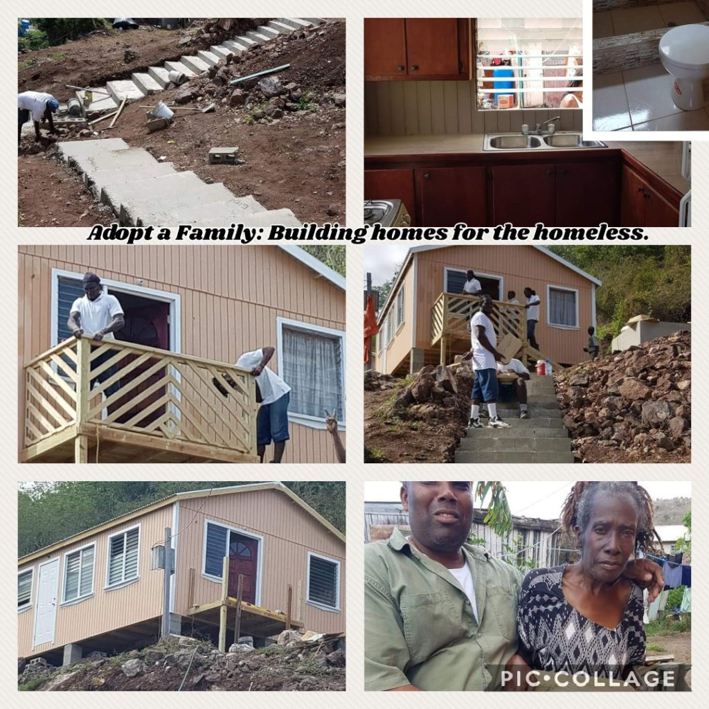 Adopt a Family in Antigua and Barbuda(Help us)