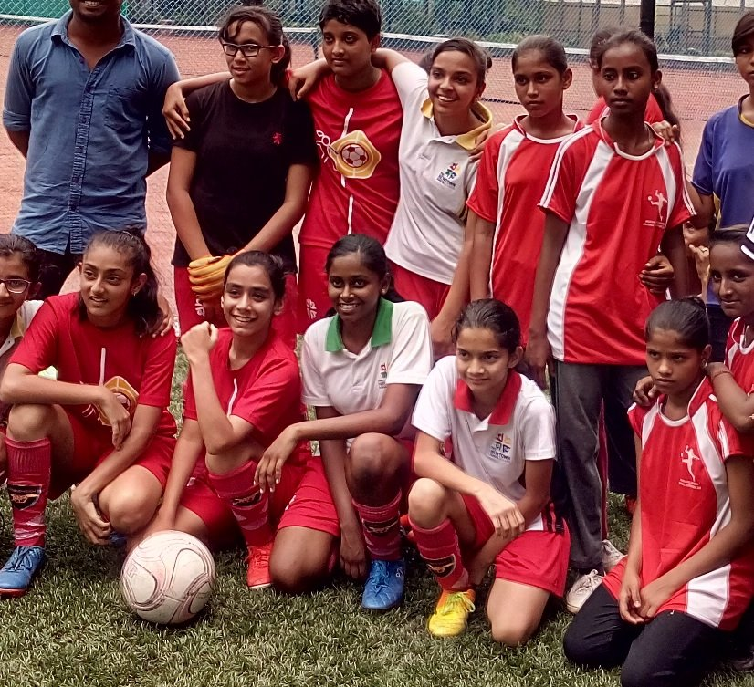 Support Football for Vulnerable Girls in Kolkata