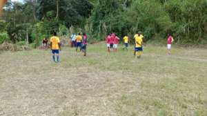 JRCCA Sponsored Football Competition for Youths
