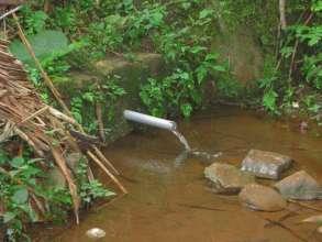 Water Source near JRCCA HQ
