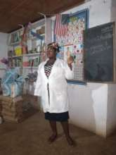 Will Executive Director teaching basic health