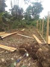 JRCCA Construction work in progress