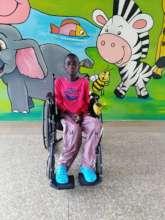 HELP BARAKA BUILD A DREAM