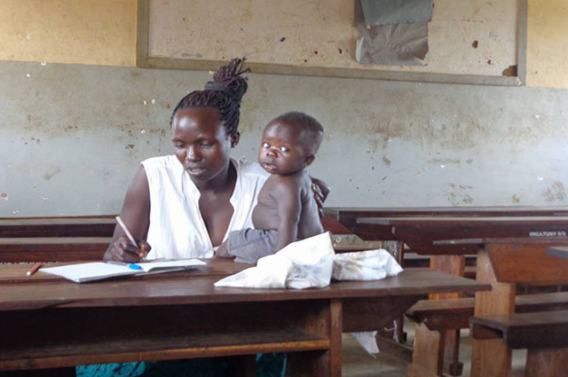 Girls Parliament to end child marriage in Uganda