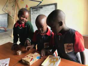 Give Early Education & Hope to 10 Ugandan Children