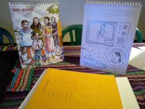 GR Storybook & Mentor's Curriculum in Spanish