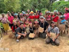 Eden Reforestation Tree Planting Team