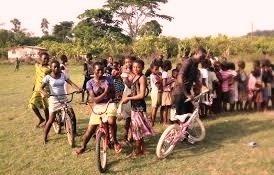 Bikes for village Girls