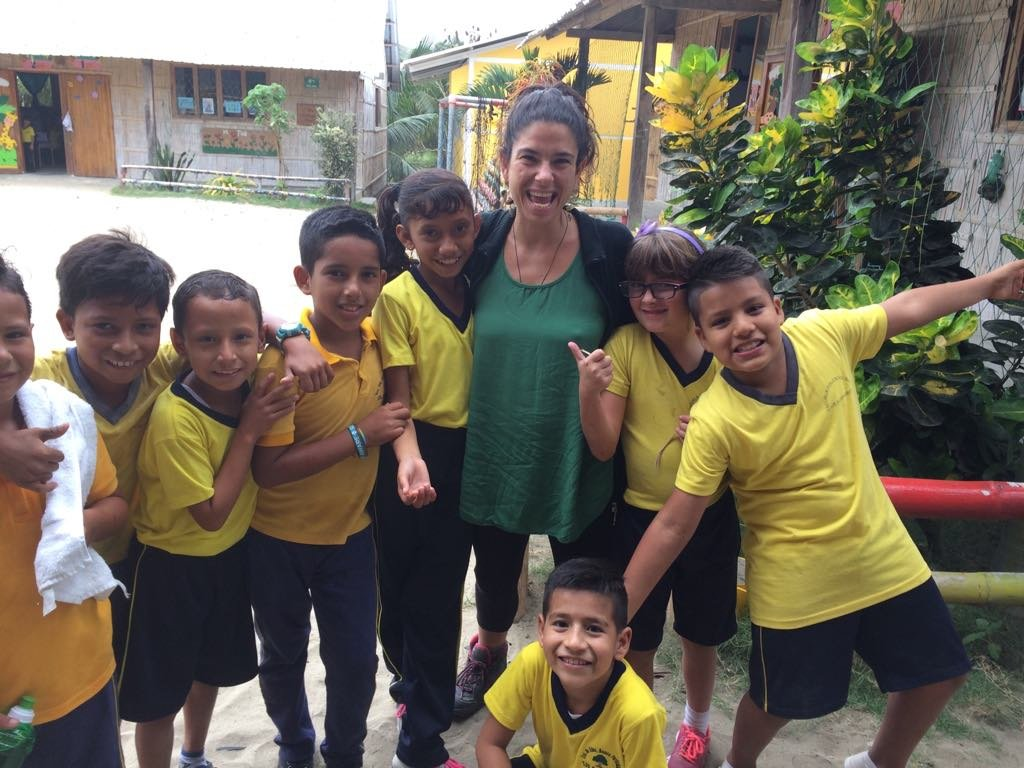Create Environmental Education Program in Ecuador