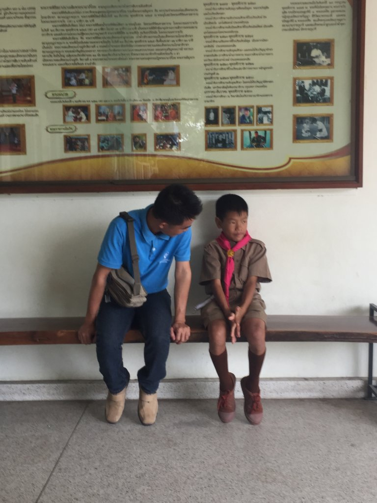 Help Stateless children achieve Thai citizenship