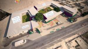 New Lonwabo school design