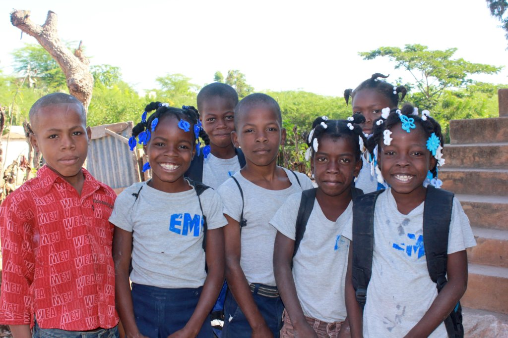 Help Haitian Families Rise From Poverty to Dignity