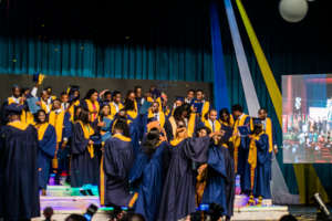 The Fifth IUGB Cohort Celebrates Graduation 2019!