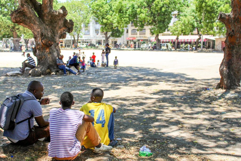 Providing Safe Spaces for Homeless Children