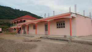 Completed Classrooms
