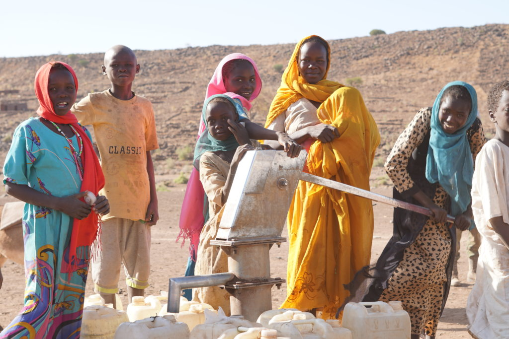 Increasing Access to Safe Water in Sudan