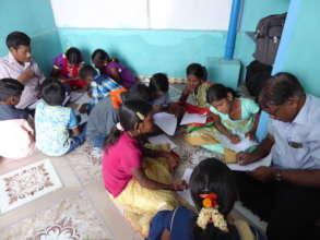 Adolescent workshop