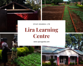 Sights of our Lira Learning Centre