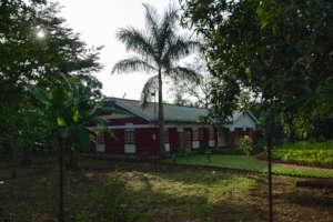 Reading Room Block of CPAR Uganda Lira LC