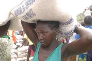 Food Aid in Karamoja