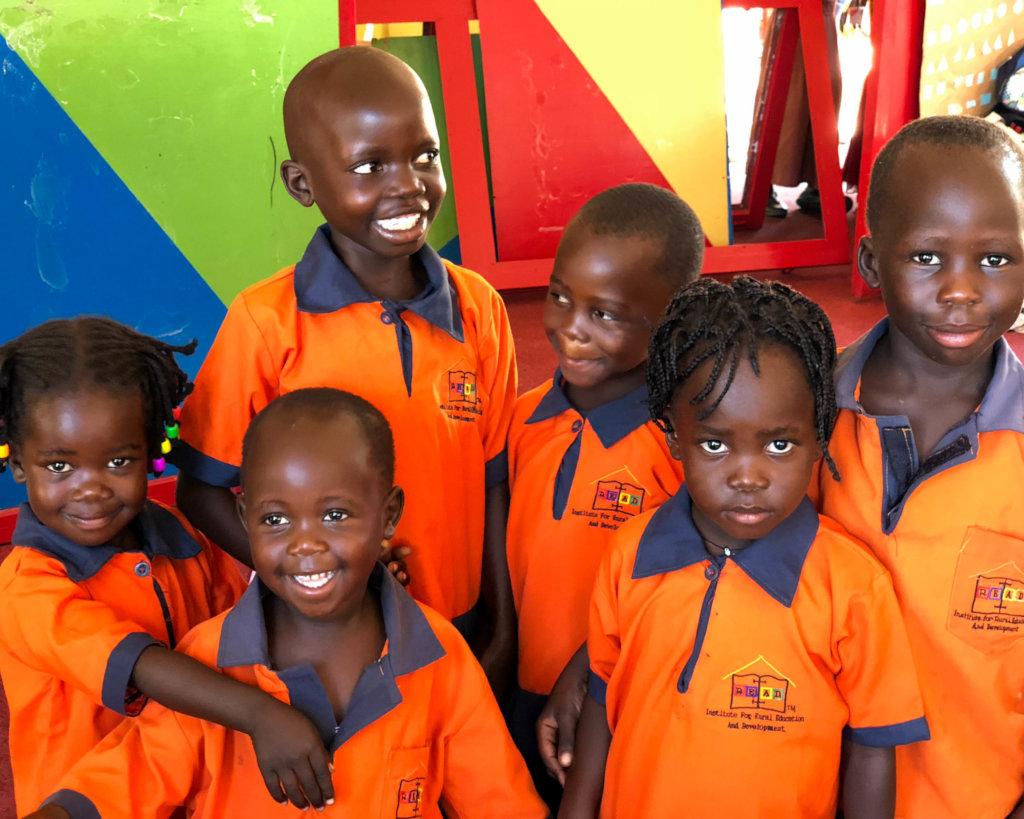 Build an Early Childhood Education Centre, Uganda